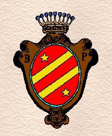 Blason de la famille Bonaparte (ou Buonaparte)