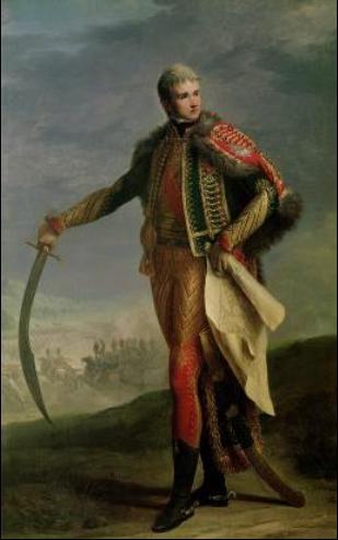 Maréchal Jean Lannes (1769-1809), duc de Montebello