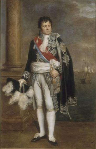 Amiral duc Denis Decrès(1761-1820)