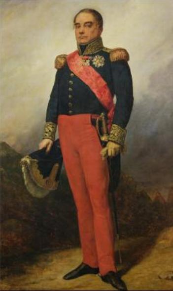 Général Georges Mouton (1770-1838), comte de Lobau