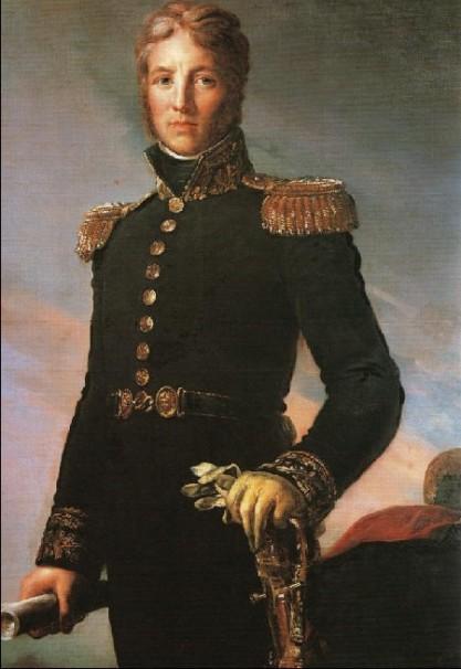 Général Jean-Victor Moreau(1763-1813)