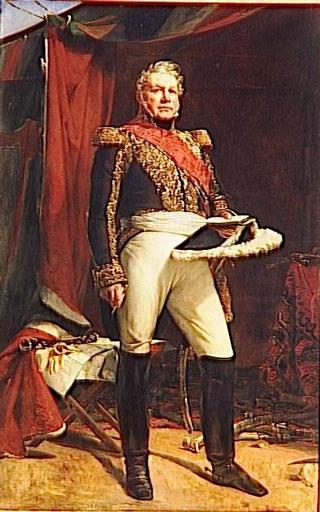 Général Nicolas-Joseph Maison (1770-1840), comte d'Empire