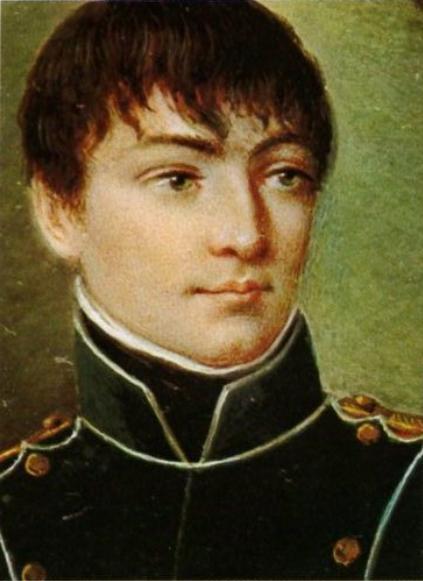 Napoléon Bonaparte, lieutenant d'artillerie