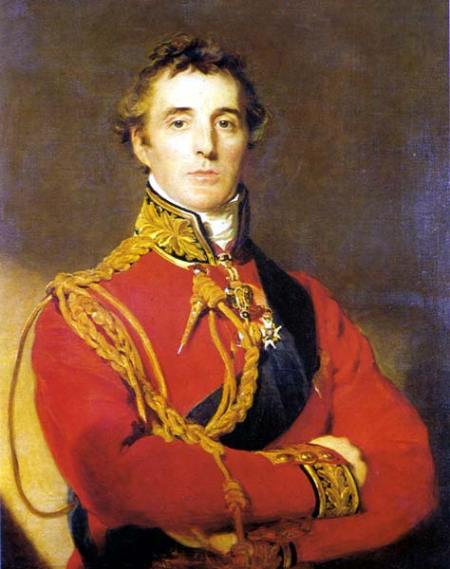Arthur Wellesley (1769-1852), duc de Wellington