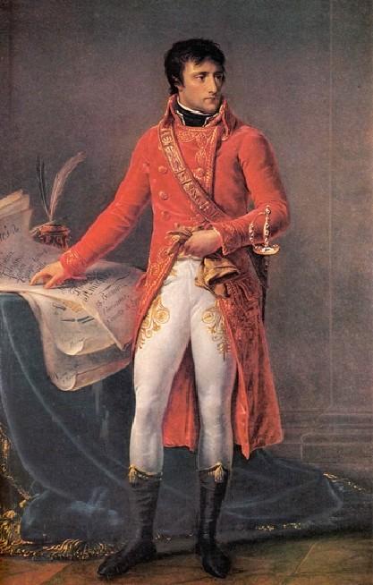 Napoléon Bonaparte en premierconsul