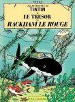Le Trésor de Rackham le Rouge - Tintin et Milou - Hergé.